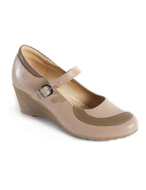 Ионесси | Женские Коричневые Туфли