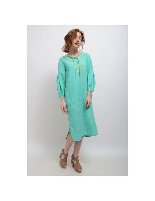 LINO RUSSO | Женские Зелёные Платья