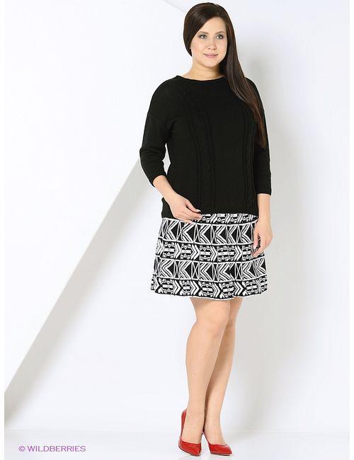 Milana Style   Женские Чёрные Юбки