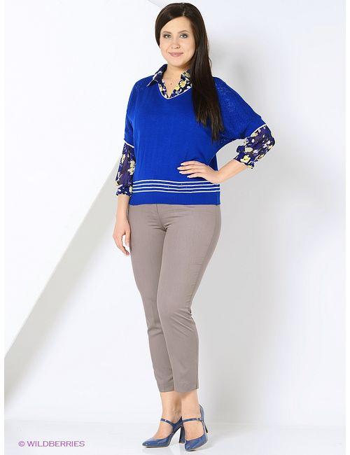 Milana Style | Женские Синие Джемперы