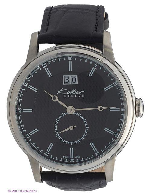 Kolber | Мужские Серебристые Часы