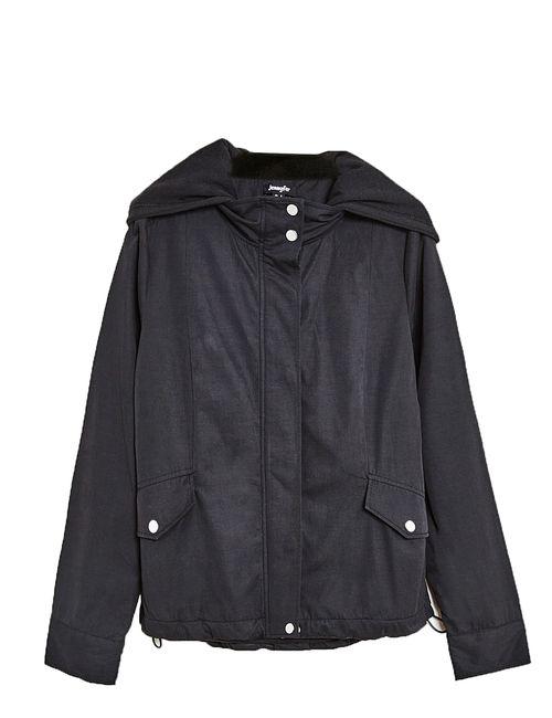 Jennyfer | Женские Чёрные Куртки