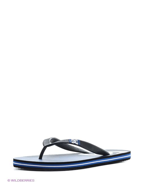 Dcshoes | Мужские Синие Пантолеты Dc Shoes