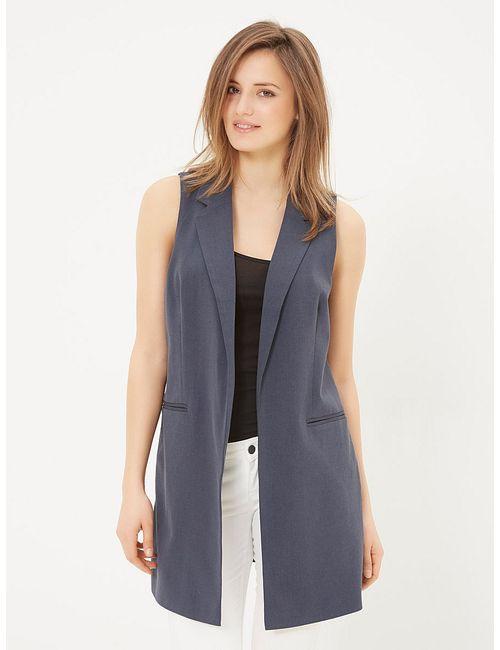 Vero Moda | Женские Синие Жилеты