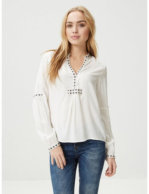 Vero Moda | Женские Белые Блузки