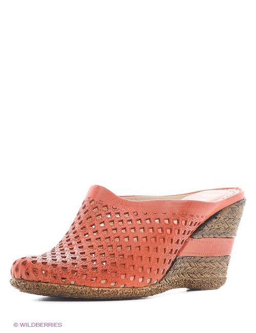 Inario | Женские Оранжевые Туфли