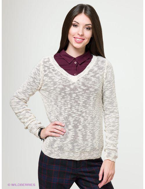 Solo Farfalle | Женские Бежевые Пуловеры