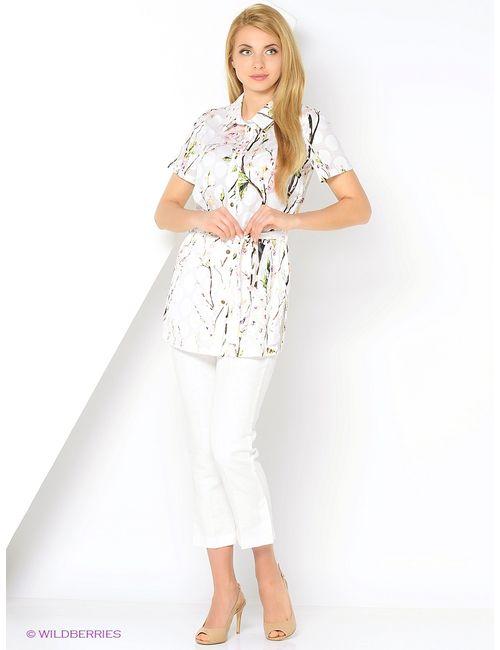 La Fleuriss | Мужские Белые Рубашки