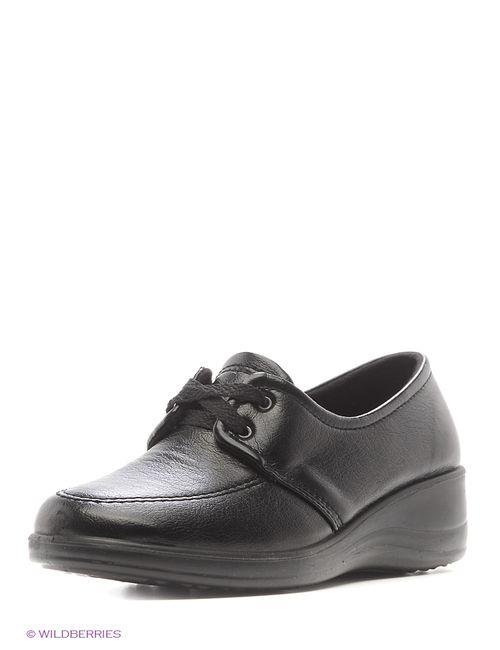 ШК обувь   Женские Чёрные Туфли