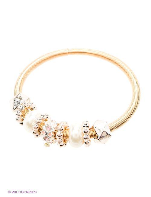 Royal Diamond | Женские Золотистые Браслеты
