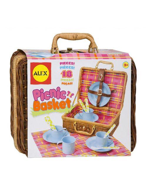 Alex   Голуба Игрушечная Посуда
