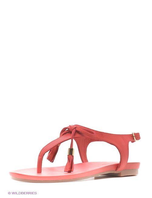 Inario | Женские Красные Пантолеты