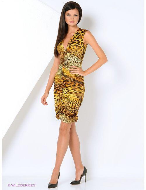 Мадам Т | Женские Жёлтые Платья Мадам Т