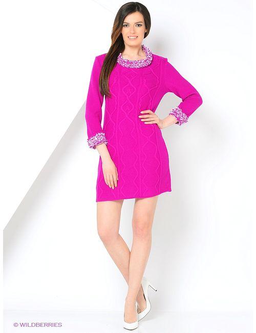 Milana Style | Женские Фуксии Платья