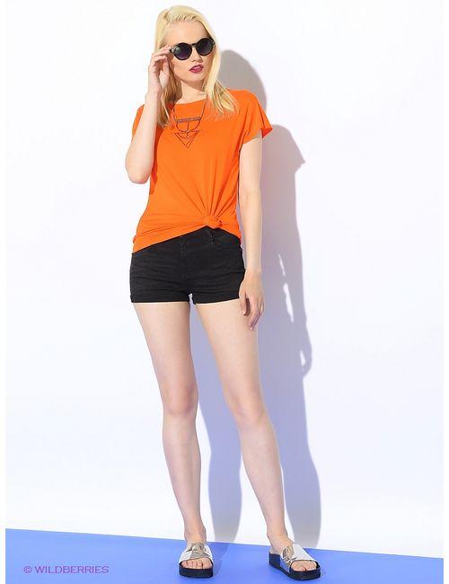 Colambetta | Женская Оранжевая Кофточка
