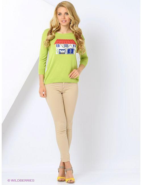 Braccialini | Женские Зелёные Джемперы