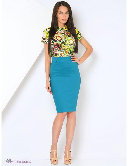 Milana Style | Женские Голубы Юбки