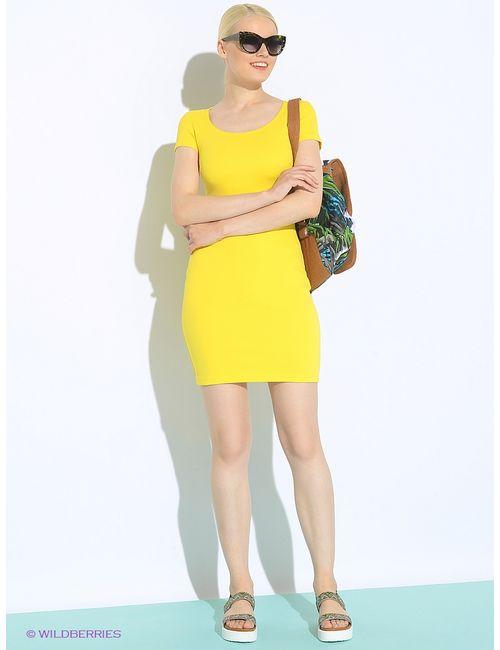 Colambetta | Женские Жёлтые Платья
