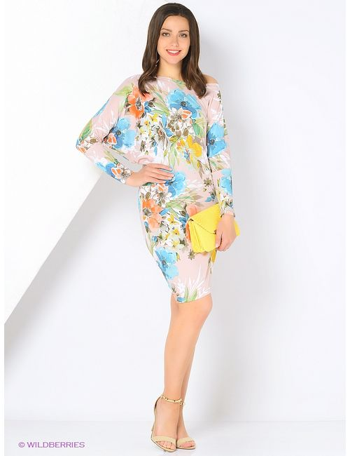Milana Style   Женские Бежевые Платья