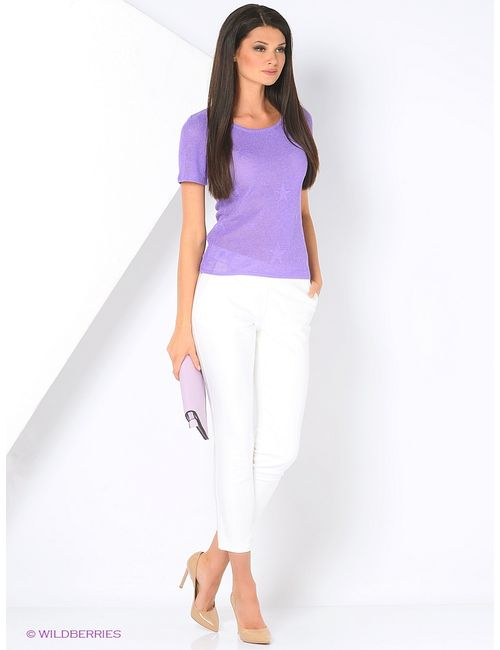 Milana Style | Женские Фиолетовые Джемперы