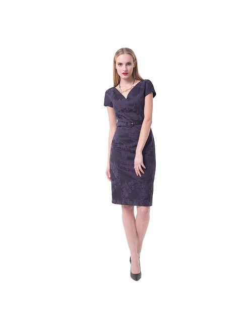 LO | Женские Фиолетовые Платья