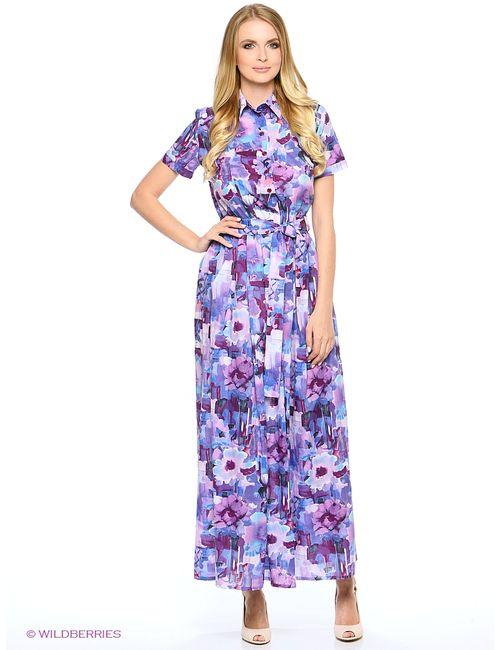 Fleuretta | Женские Фиолетовые Платья