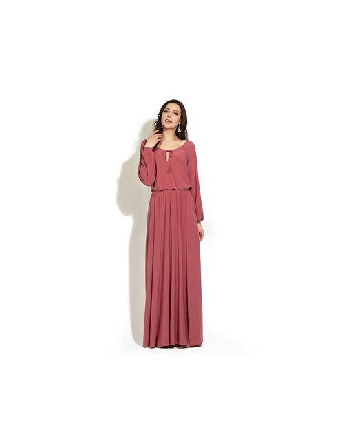 Donna Saggia | Женские Розовые Платья