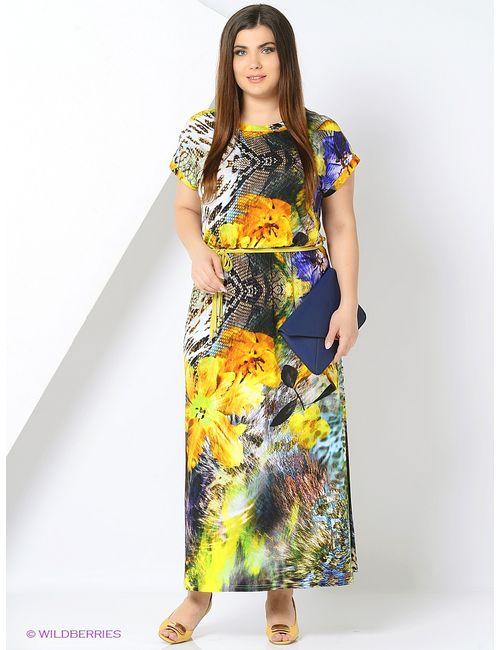 Amelia Lux | Женские Жёлтые Платья