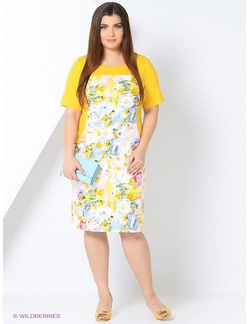 V&V | Женские Жёлтые Платья