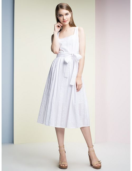 Pompa   Женские Белые Платья