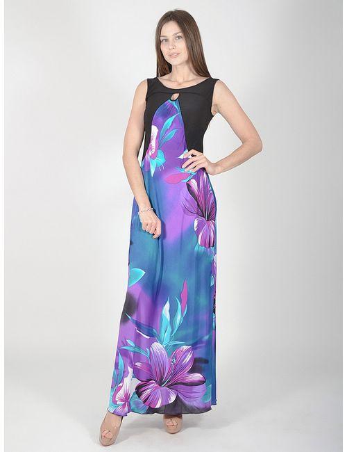 VISERDI | Женские Фиолетовые Платья