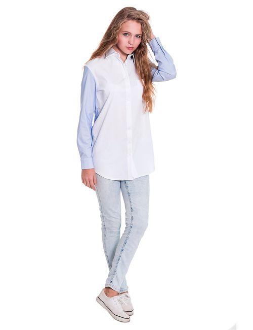 JATRAW | Женские Голубы Рубашки
