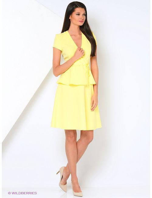 Виреле | Женские Жёлтые Блузки