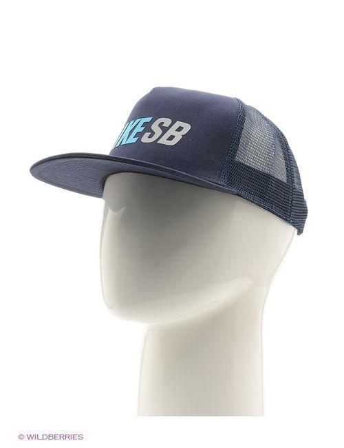 Nike | Женские Синие Бейсболки