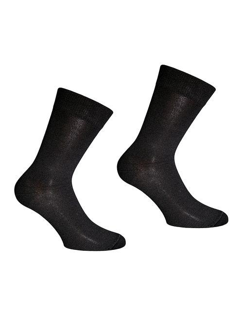 Master Socks | Мужские Чёрные Носки