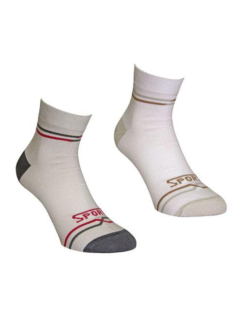 Master Socks | Мужские Белые Носки