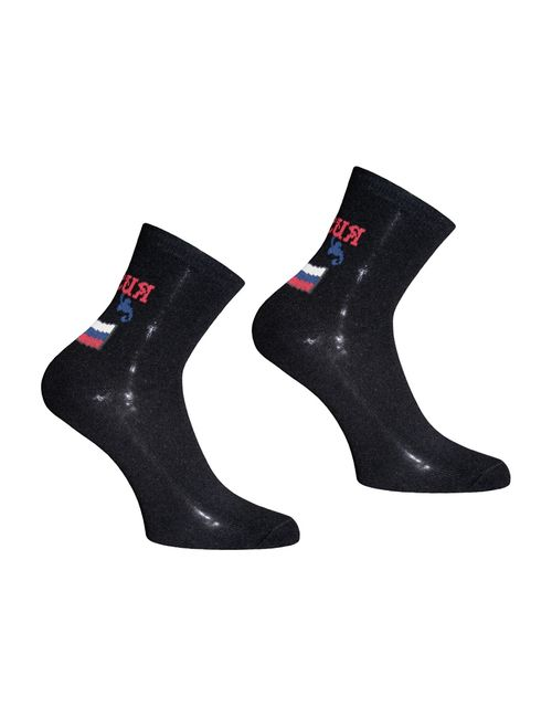 Master Socks | Женские Чёрные Носки