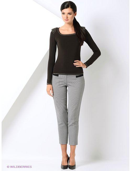 Milana Style | Женские Коричневые Джемперы