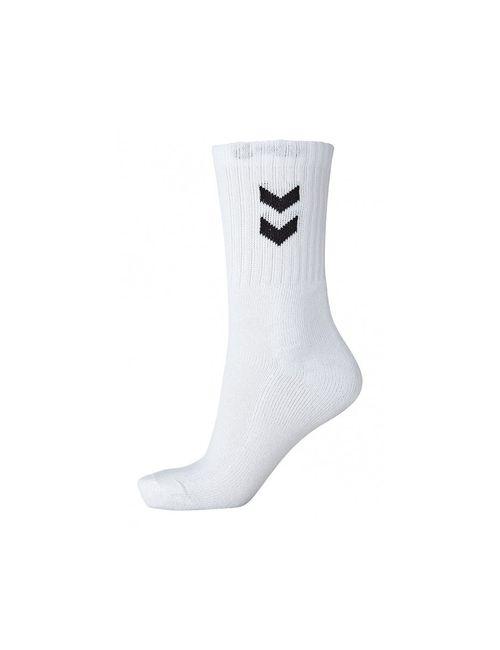 Hummel | Мужские Белые Носки