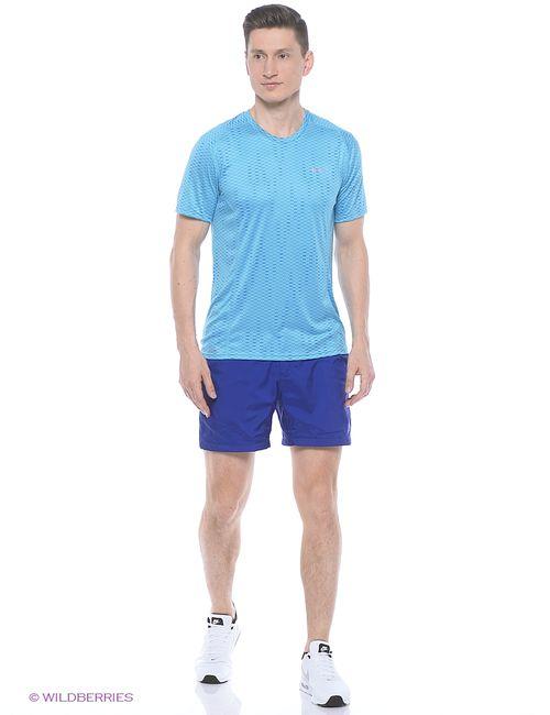 Nike   Мужские Синие Шорты