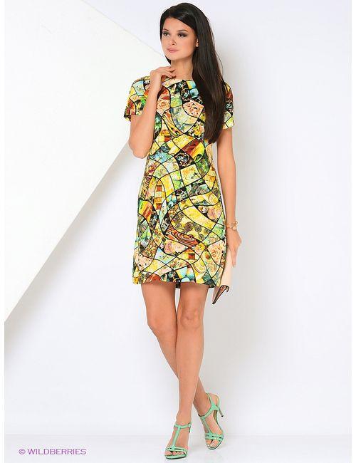 Milana Style | Женские Зелёные Платья