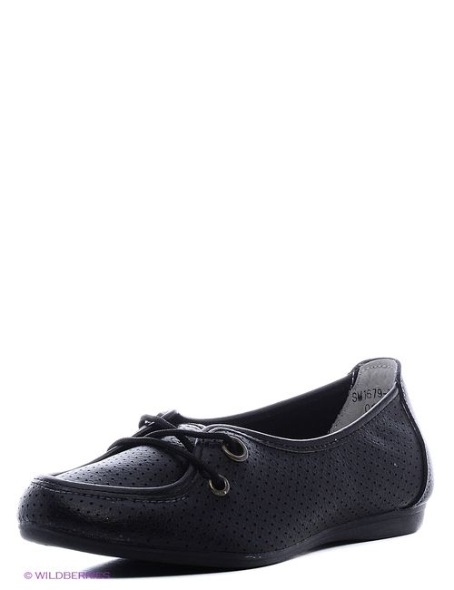 Spur | Женские Чёрные Туфли