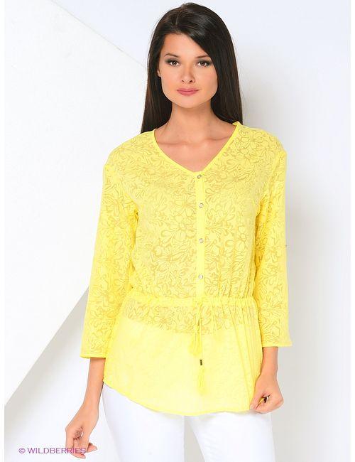 Zarina   Женские Жёлтые Блузки