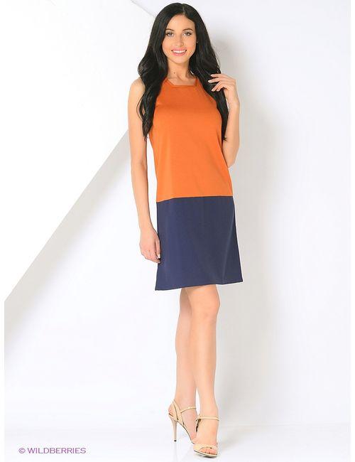 BERTEN | Женские Оранжевые Платья