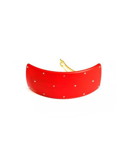La France   Женские Красные Заколки