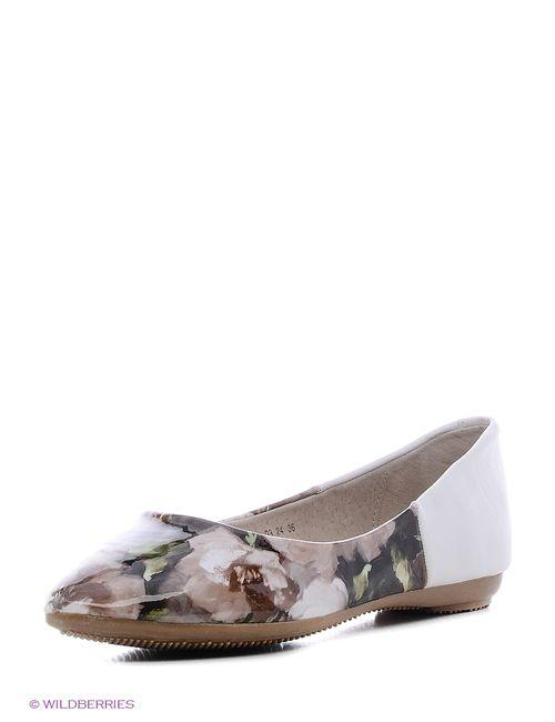 Spur | Женские Белые Туфли