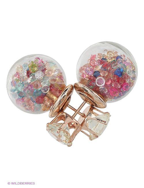 Lovely Jewelry   Женские Жёлтые Серьги