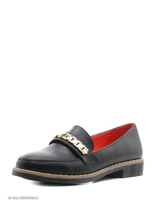 Camidy | Женские Чёрные Туфли