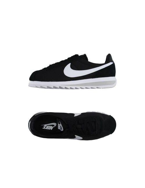 Nike | Мужские Чёрные Низкие Кеды И Кроссовки