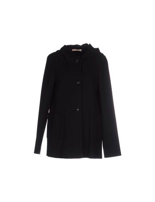 Liu •Jo Jeans | Женское Чёрное Пальто